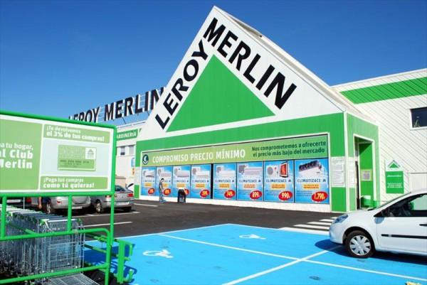 Leroy Merlin abre em Badajoz em junho