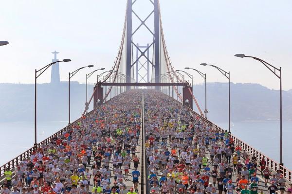 Estremocenses participam na Maratona de Lisboa