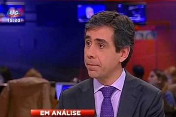 """José Gomes Ferreira: """"A pouca vergonha e a falta de decência chegaram a um nível inimaginável no meu País."""