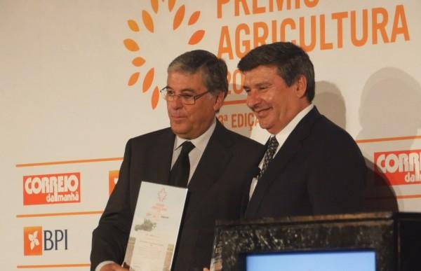 Fundação Eugénio de Almeida vence prémio PME na Agricultura 2014