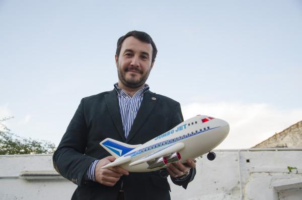 """Hugo Calhordas """"Agora já me sinto com vontade de voar"""""""