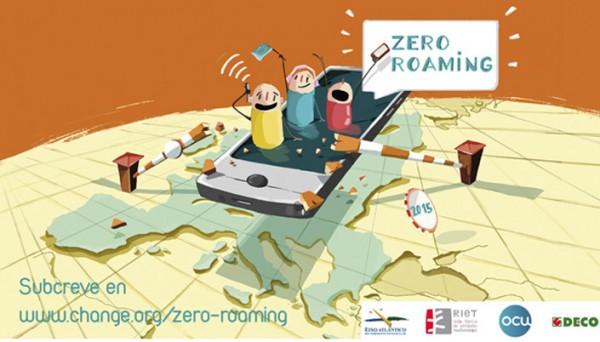 Zero Roaming – Está lançada a campanha