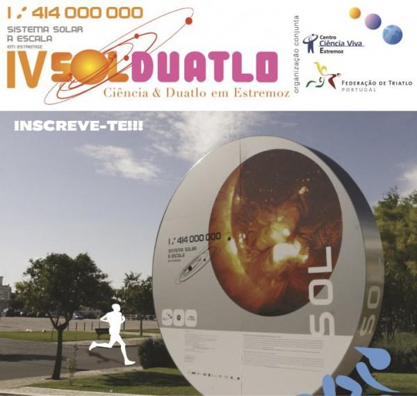 IV Duatlo do Sistema Solar em Estremoz