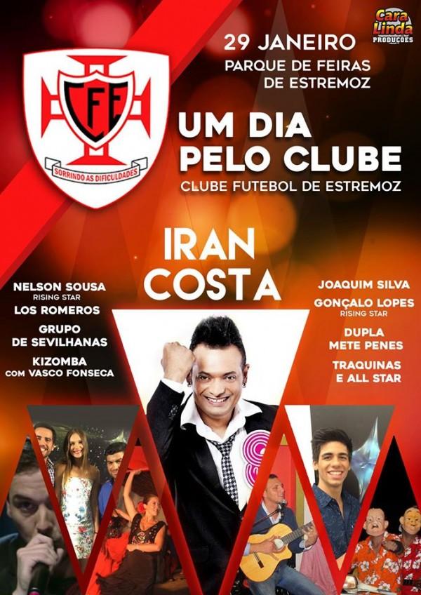 "CF Estremoz promove festa ""Um dia pelo clube"""