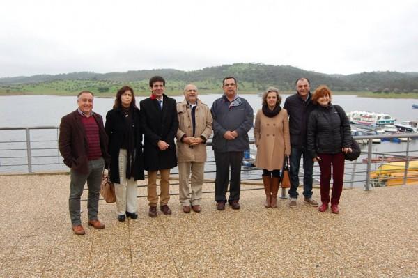 Ramos Horta visitou o Alentejo