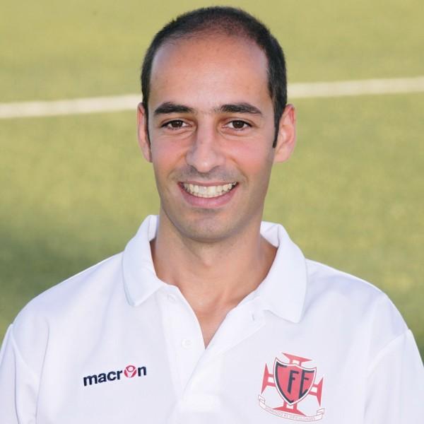 David Lopes é o novo treinador do CF Estremoz