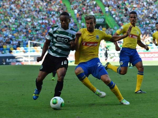 Luís Godinho é o 4º árbitro do Sporting-Arouca