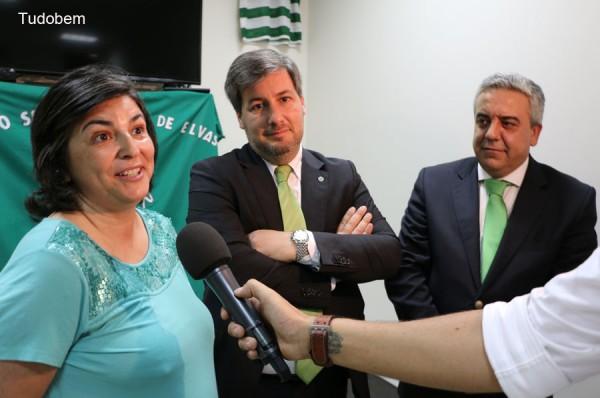 Bruno de Carvalho inaugura núcleo do Sporting em Elvas