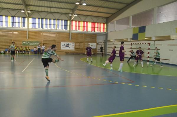 Futsal. Barbus vence taça de Évora após prolongamento (5-4)