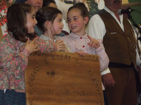 Orada (Borba) organiza Festival de Folclore