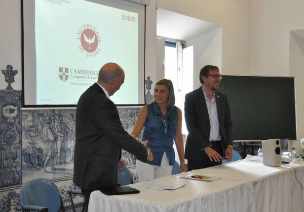 CAMBRIDGE ENGLISH LANGUAGE ASSESSMENT E UNIVERSIDADE DE ÉVORA ESTABELECEM PARCERIA