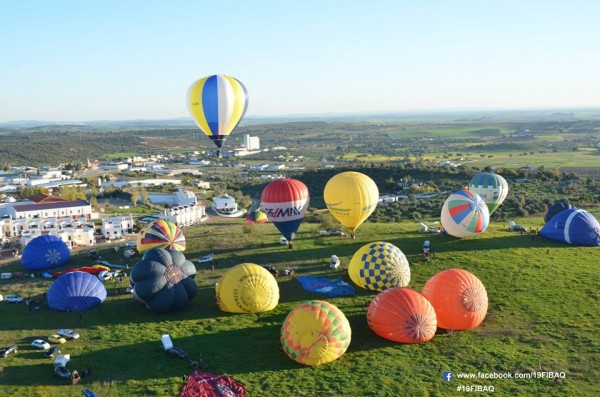 19º Festival Internacional Rubis Gás Balões de Ar Quente regressa ao Alentejo já na próxima semana