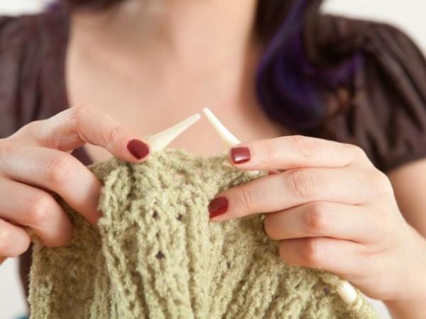 Tricot ajuda a reduzir o stress
