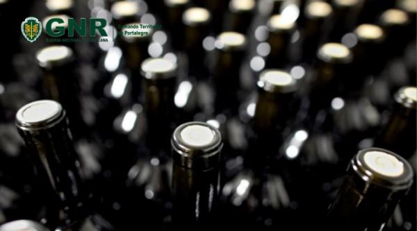 Sousel.Apreensão de bebidas no valor de mais de 3 000 euros